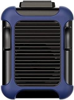 BEPM Mini Aire Acondicionado Enfriador De Aire Mini Ventilador Portátil Clip De Cintura Ventilador USB Acondicionador De Aire Recargable 4000 Mah para Trabajo Al Aire Libre Camping Pesca