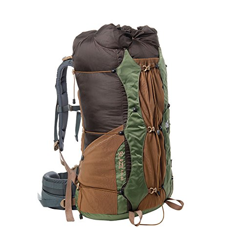 fern//boreal//black long 46 Backpack Granite Gear Leopard V.C Mens