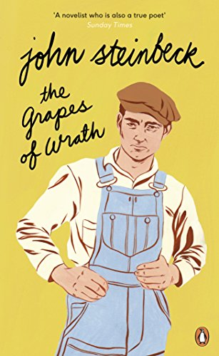 Penguin Modern Classics: The Grapes of Wrath: John Steinbeck