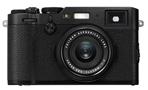 Fujifilm X100F 24.3 MP Mirrorless Camera with Fixed f23 mm...
