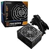EVGA 710 BP, 80+ BRONZE 700W + 10W, 3 Year Warranty, Power Supply 100-BP-0710-K1