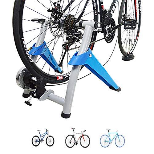 NNZZY Frein Magnétique Home Trainer Vélo Smart Et Home Trainer avec Un Bouton De Vitesse À...