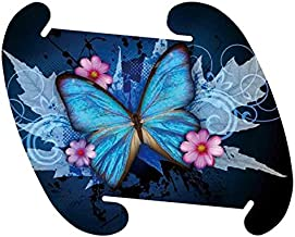 Blue Morpho Butterfly Pattern Medium Infinity Lights, Puzzle Lights, IQ Lights, LuvaLamps, Jigsaw Lamps, ZE Lights 30 Piece Pack USA