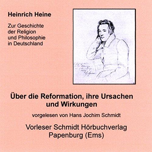 Über die Reformation, ihre Ursachen und Wirkungen Titelbild