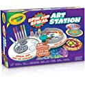 Crayola Spin & Spiral Art Station Activity Kit