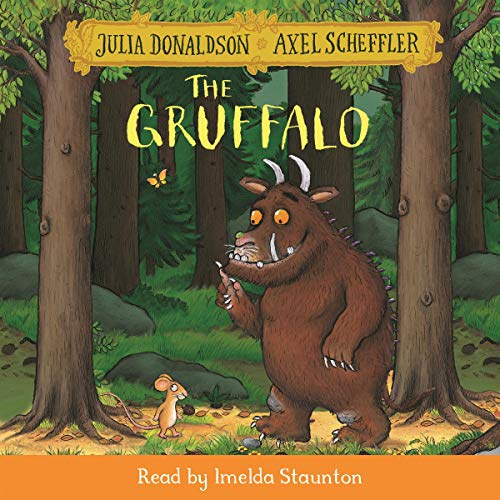 Couverture de The Gruffalo