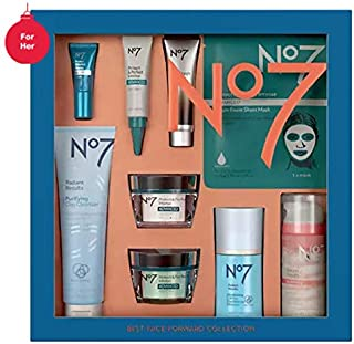 No7 Protect & Perfect Intense Advanced Skincare System Holiday Gift Set