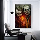 JLFDHR Leinwand Kunst Wände Gemälde 60x90cm kein Rahmen