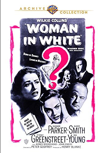 Woman In White, The (1948) -  DVD, Peter Godfrey, Agnes Moorehead