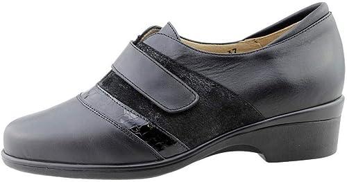 Zapato Cómodo mujer Zapato Velcro 175602 PieSanto