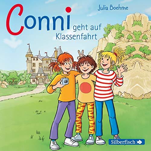 Boehme, Julia : Conni geht auf Klassenfahrt, 1 Audio-CD