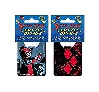 Adventure Trading Inc DC Comics Harley Quinn Iconic Credit Card Bottle Opener [並行輸入品]