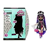 L.O.L. Surprise! O.M.G. Shadow Fashion Doll with 20 Surprises
