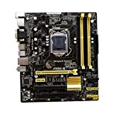WERTYU Procesadores De Computadora Placa Base Fit For ASUS B85M-E PC Placa Madre Inte B85 LGA 1150 I3 I5 I7 4 * DDR3 32GB ATX UEFI BIOS USB 3.0 Micro ATX Micro ATX Set