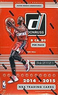 2014/15 Panini Donruss NBA Basketball HOBBY box (24 pk)