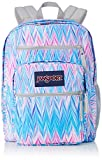 JanSport Big Student Backpack - Painted Chevron - Oversized
