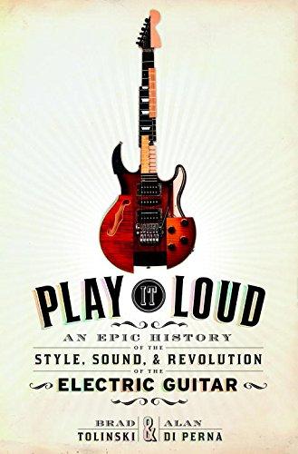 『Play It Loud』のカバーアート