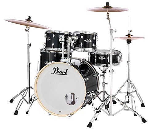 EXX 5 Pc Drum Set 2218B/1007T 1208t/1616 °F/1455S W/Hw & CYMB