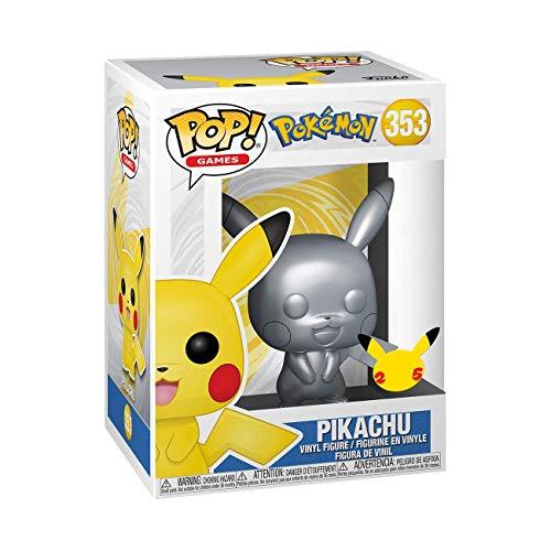 POP! Jeux : Pokémon 353- Pikachu