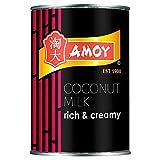 Amoy - Leche de coco rica y untuosa (400 ml)