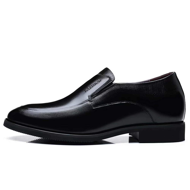 [aemax] 本革 メンズ ビジネスシューズ 紳士靴 カジュアルシューズ メンズシューズ オールシーズン 軽量 クッション性 就活 通勤