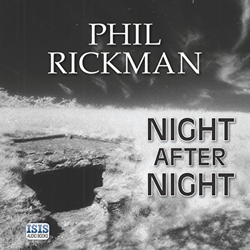 Night After Night audiobook cover art