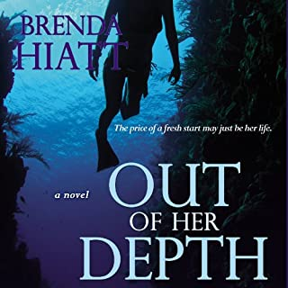 Out of Her Depth audiobook cover art