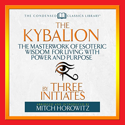 The Kybalion audiobook cover art