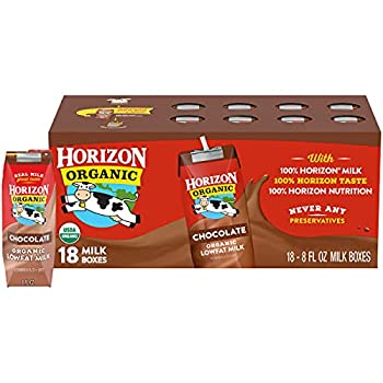 horizon organic chocolate milk