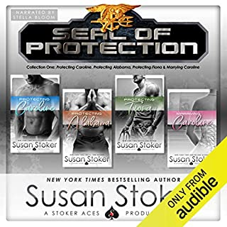 SEAL of Protection audiobook cover art