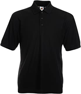 Fruit of the Loom Men's 65/35 Short Sleeves Polo Shirts