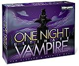 Bezier Games One Night Ultimate Vampire - Card Game - Kartenspiel -...