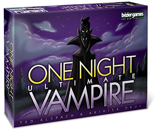 Bezier Games BEZ00017 - Kartenspiele, One Night Ultimate Vampire