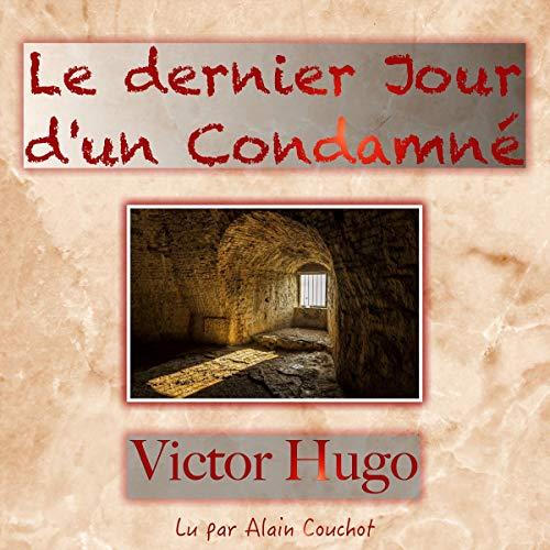 『Le dernier Jour d'un Condamné』のカバーアート