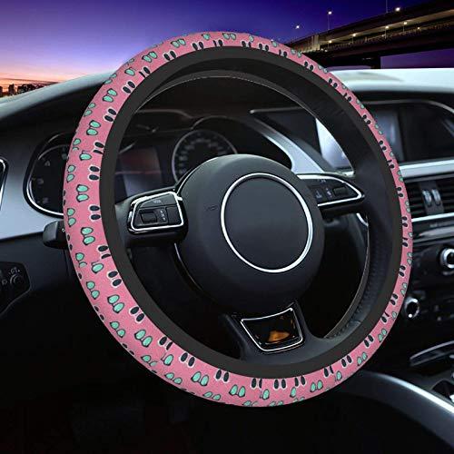 Funda de volante para gafas de verano, antideslizante, suave, universal, cómodo, elástico, decoración interior del coche, duradero, no se decolora, accesorios de coche