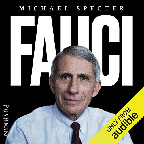Fauci Audiobook By Michael Specter cover art