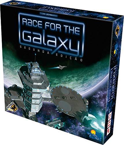 Race For The Galaxy 2ª Edição Galápagos Jogos Diversos