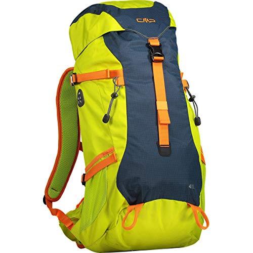 CMP Erwachsene Packbarer Rucksack 15L, Lime-Cosmo, U
