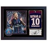 SGH SERVICES Poster Neymar JR Paris Saint Germain Brasilien