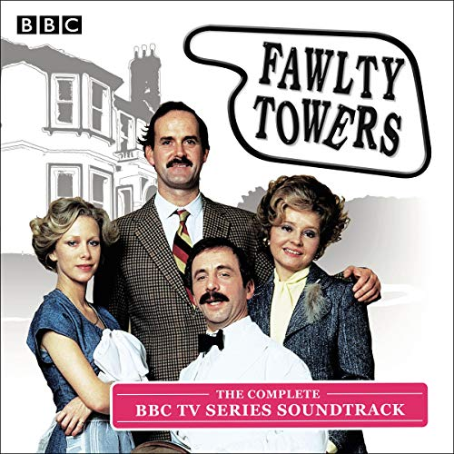 Fawlty Towers: The Complete Collection cover art