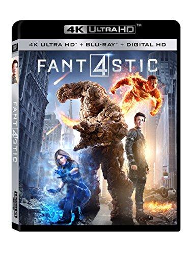 Fantastic 4 [4K Ultra HD + Blu-ray + Digital HD]