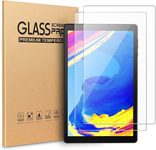 (2 Pack) VANKYO Glass Screen Protector for Matrixpad S20 10 inch Tablet, Tempered Glass High Definition/Scratch Resistant