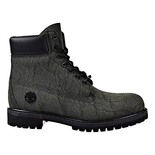 Timberland - Mens 6 in Premium Boot, Size: 9.5 D(M) US, Color: Black Earth Helcor Leather