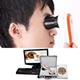 Emperor of Gadgets 5.0 MP haute résolution CCD USB Iriscope - Camera Eye...