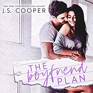 The Boyfriend Plan audiobook cover art