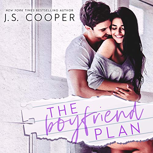 Couverture de The Boyfriend Plan