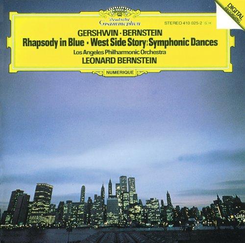Gershwin: Rhapsody In Blue; Prelude For Piano No. 2 / Bernstein: Symphonic Dances From