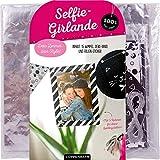 Dein Zimmer - dein Style! Selfie-Girlande: Inhalt: 15 Wimpel, Deko-Band und Folien-Sticker (100%...