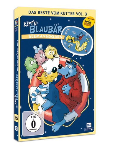 Käpt'n Blaubär - Seemannsgarn, Best of Vol. 3