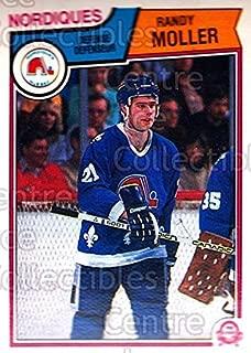 (CI) Randy Moller Hockey Card 1983-84 O-Pee-Chee (base) 297 Randy Moller